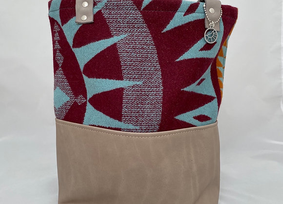 Morning Glory Daily Tote