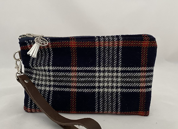 Mad for Plaid Clutch No. 2