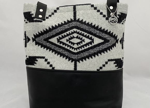 Winter Sweater Daily Tote