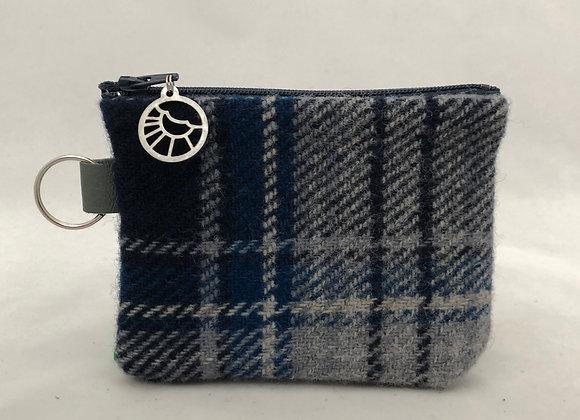 Blue Blanket Card Wallet