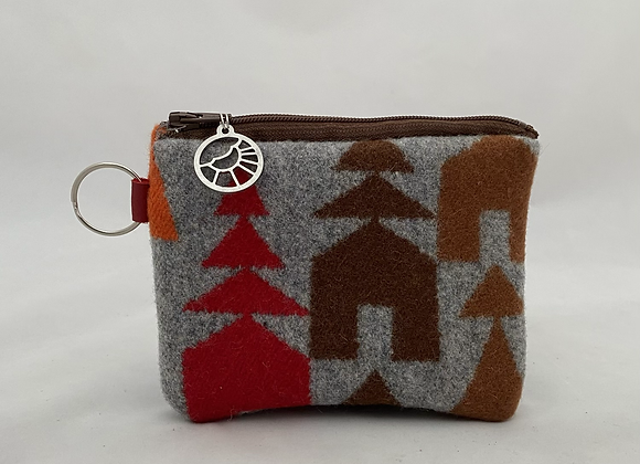 Gingerbread House Card Wallet