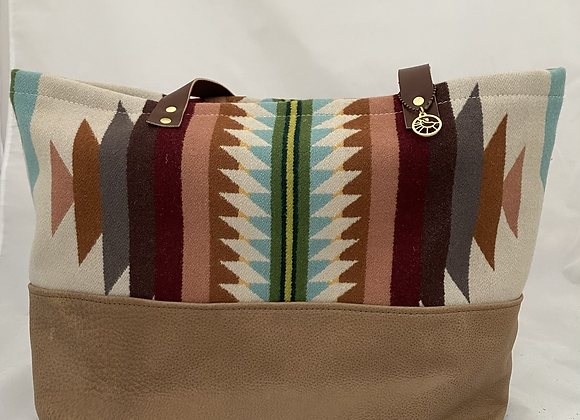 Fall into Winter Weekender Tote
