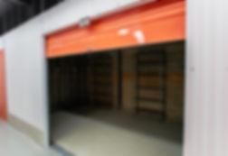 Boxe padrão Self Storage Guarde Certo Niterói garagem