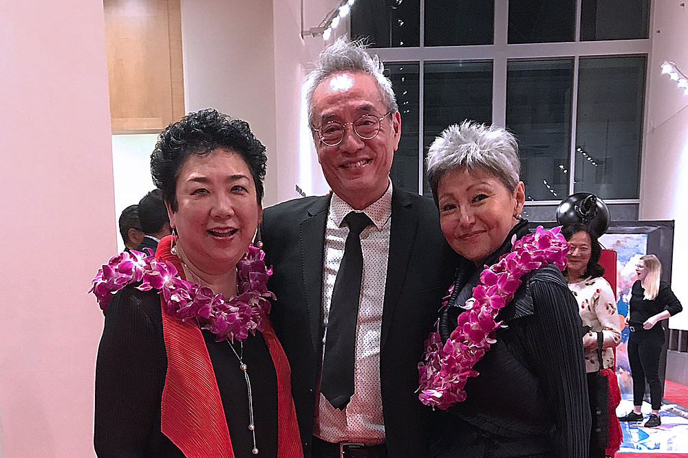 Post Gala at the Asian Art Museum of San Francisco