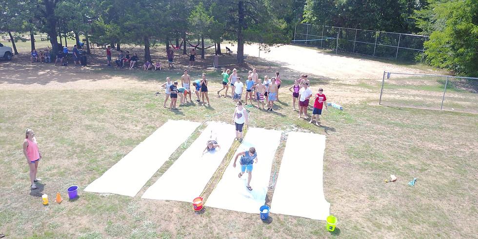 Sr. High Camp 2020