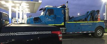 Grúas para Camiones y Buses en Coquimbo y La Serena