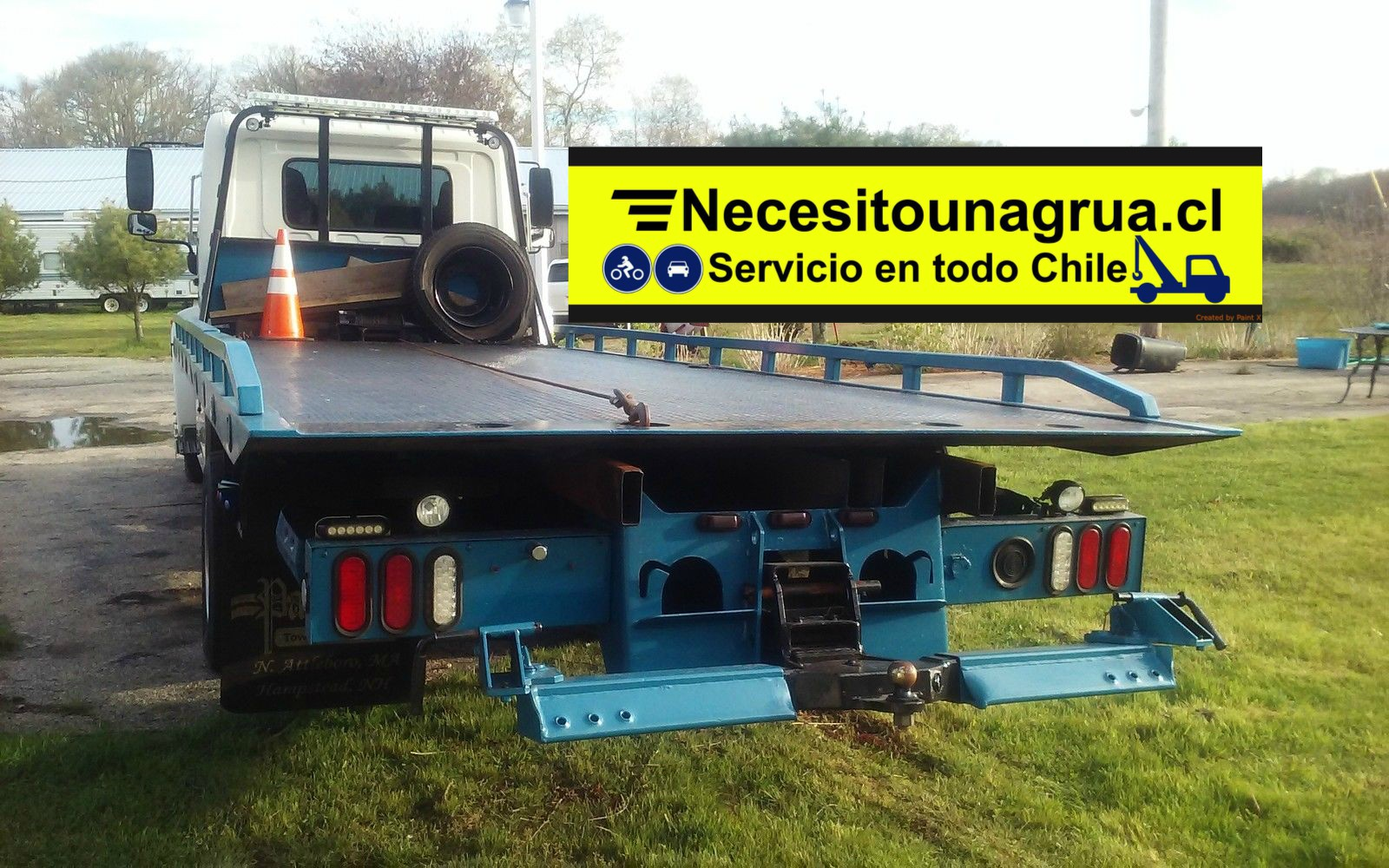 13_Wheel_Lift_para_camas_hidráulicas_de_camiones_Necesitounagrua