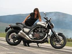 Yamaha necesitounagrua grua moto santiago