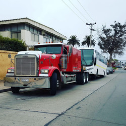 Grua Gruas Camiones y Buses LA Serena Coquimbo