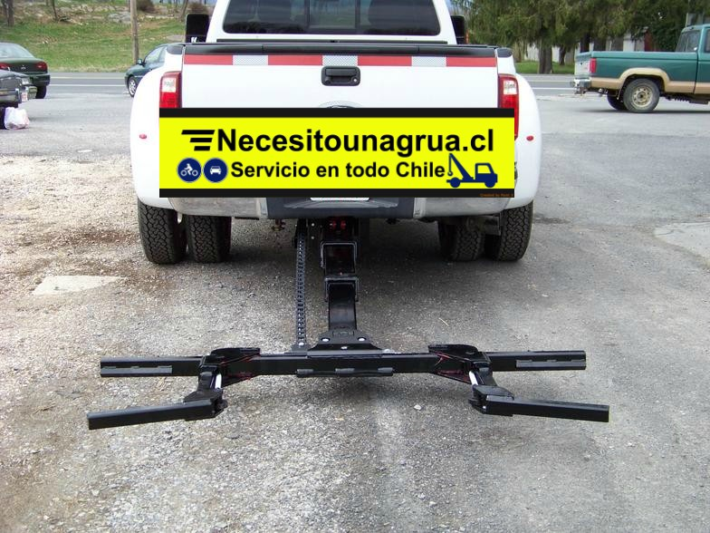 11 Wheel Lift para Camionetas Necesitounagrua3