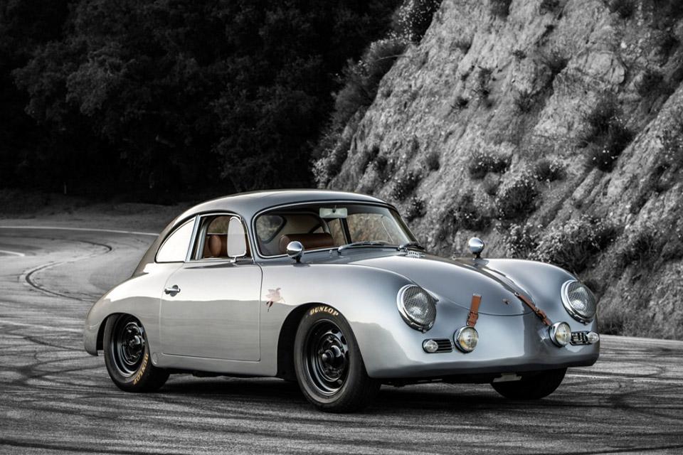 Porsche 356 gruas santiago