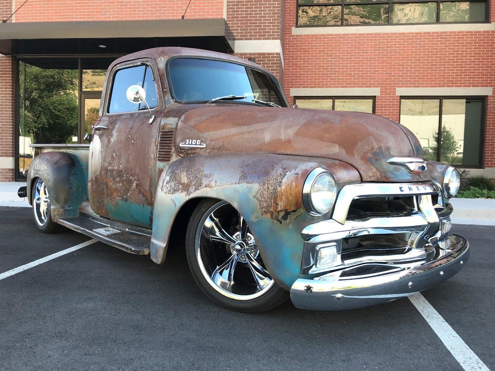 Chevrolet_1954_Grúas_Viña_del_Mar_Necesitounagrua.cl