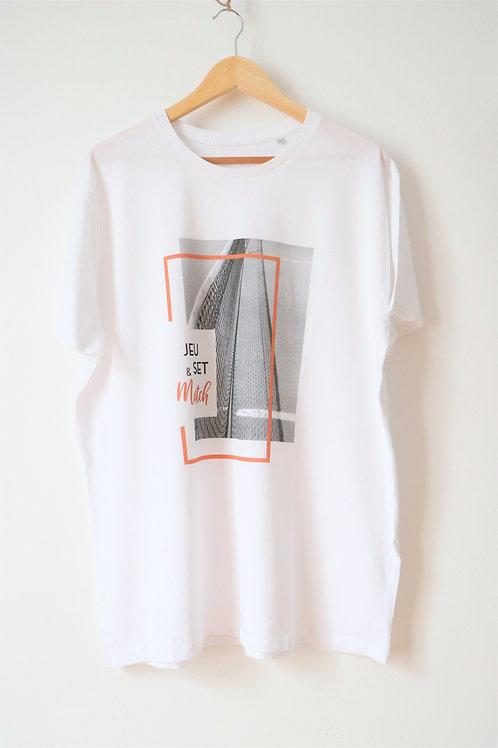 """T-shirt homme """"Jeu Set & Match"""""""