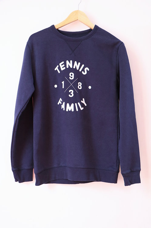 """Sweat homme  """"Tennis Family"""""""