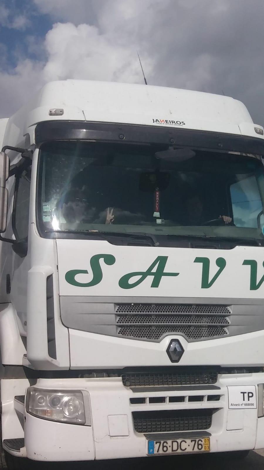 Frota SAVV