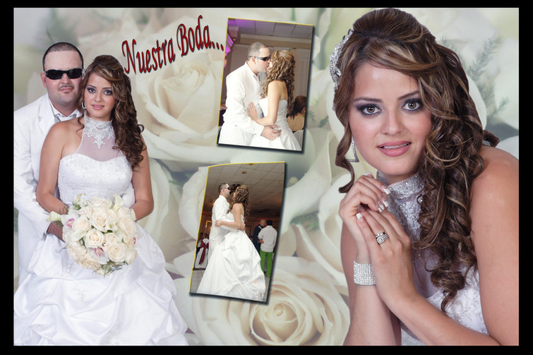 Collage Wedding
