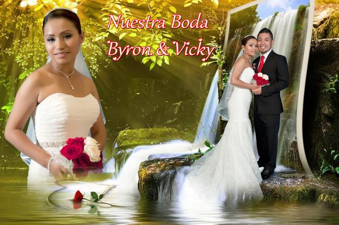 Byron + Vicky