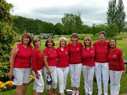 A Team Ladies