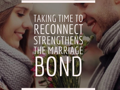 MARRIAGE BOND