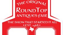 Original Round Top Antique Fair - 47 yrs of Tradition~