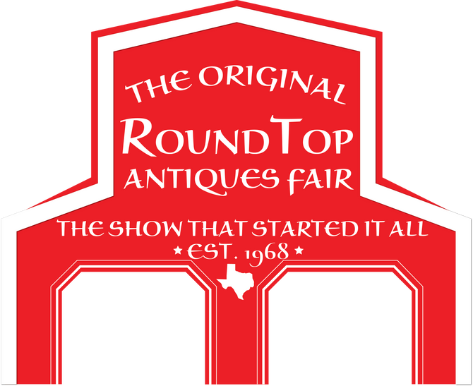 Original Round Top Antique Fair - 47 yrs of Tradition~