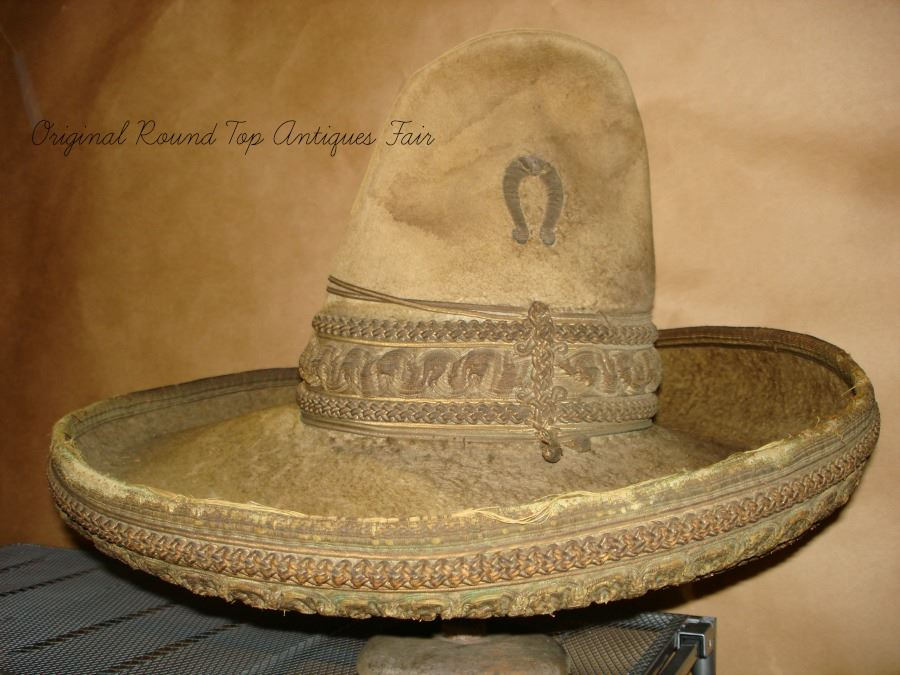 Antique Sombrero