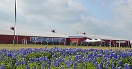 Big Red Barn Event Center Round Top Texas