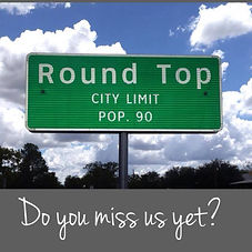 Round Top Texas Population 90
