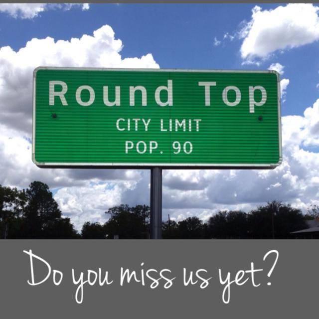 Original Round Top Antiques Fair Texas 47th Annual Fall Show
