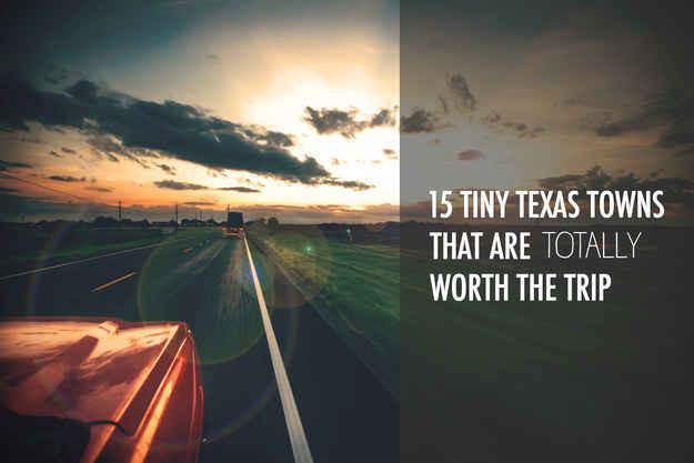 Buzzfeed recognizes Round Top Texas...