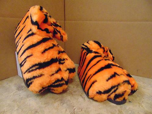 F4 Bright Orange Tiger Feet w/soles
