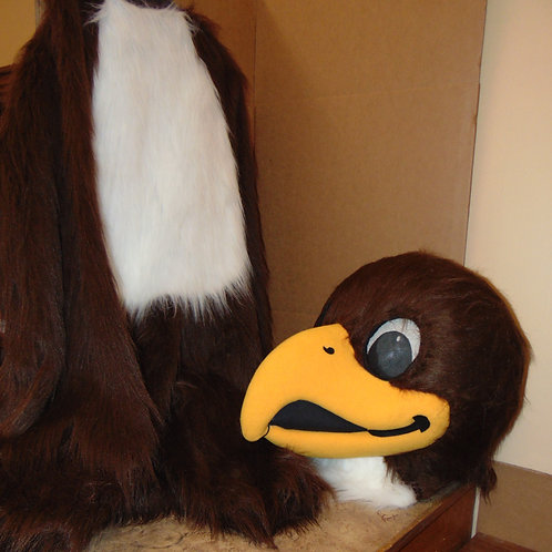 #809 HAWK/FALCON mascot costume