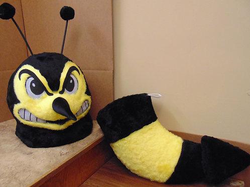 #52 ANGRY BEE mascot costume
