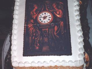 Let Them Eat Titanic Cake
