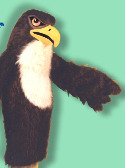 #810 HAWK/FALCON mascot costume