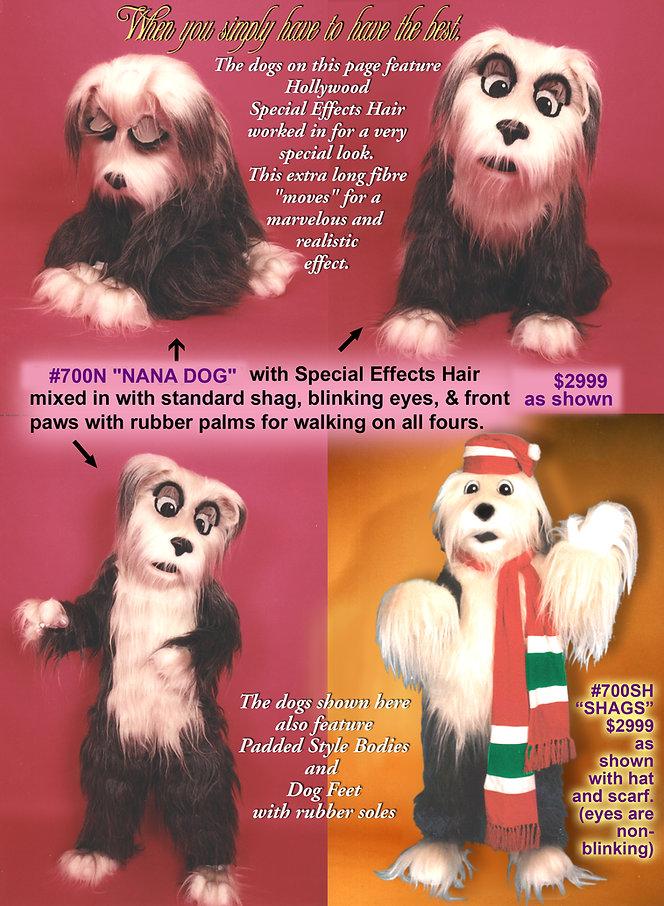Facemakers Nana Mascot Costumes