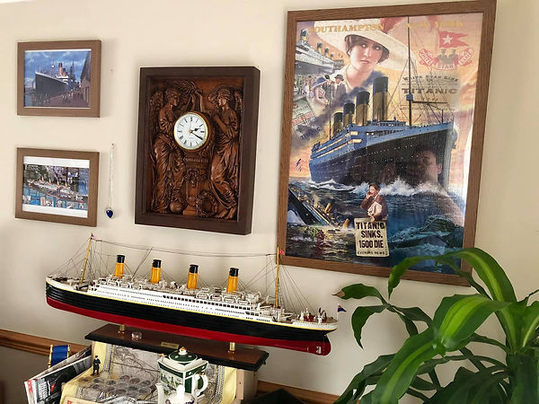 Russ Allen Titanic Collection.jpg