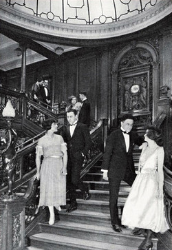 The foreward Grand Staircase