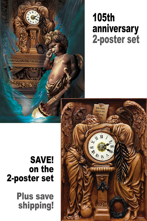 2-POSTER set Special Price