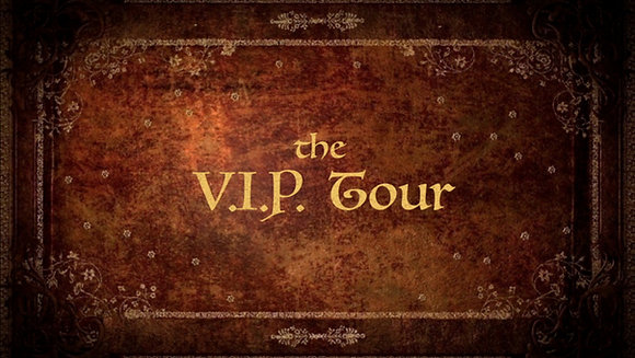 Ticket V.I.P. TOUR-4:15 PM