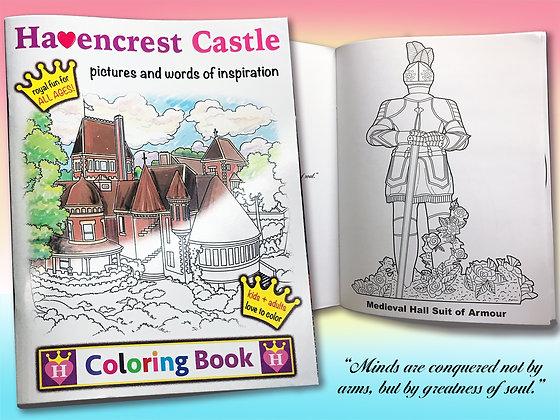 Havencrest Coloring Book
