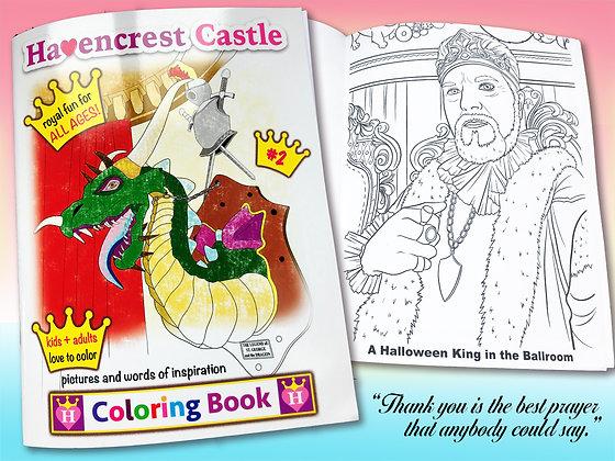 Havencrest Coloring Book #2