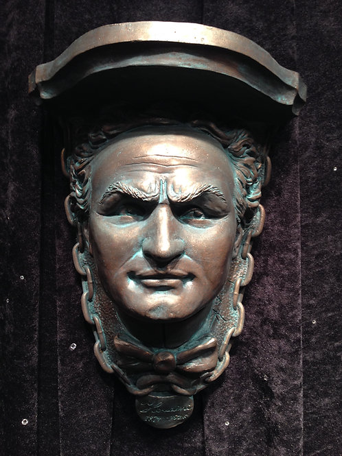 Houdini Wall Shelf (bronze)