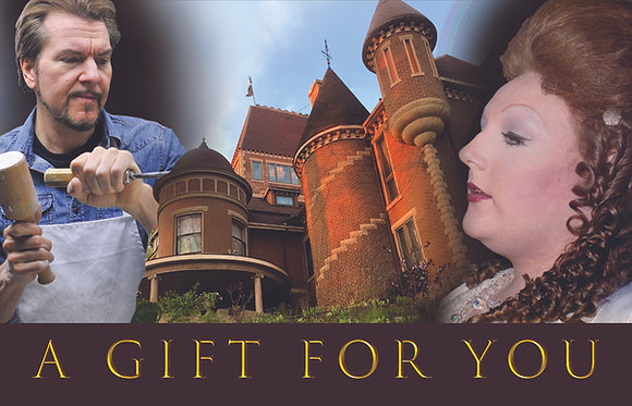 Gift Card (For You Castle)