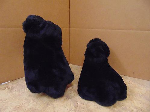 F4 Black Feet w/soles