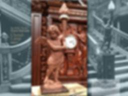 Alan St George presents his smallest Titanic cherub lamp sculpture yet.