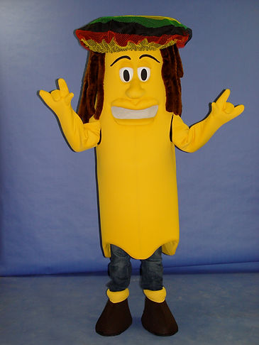 Facemakers Taco Mascot Costumes