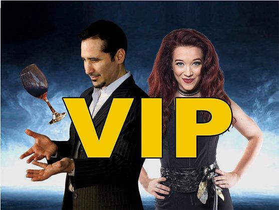 """""""Legends of Magic"""" V.I.P. Ticket with Extra Bonuses"""