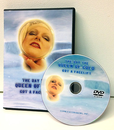 The Day The Queen of Cold Got a Facelift DVD