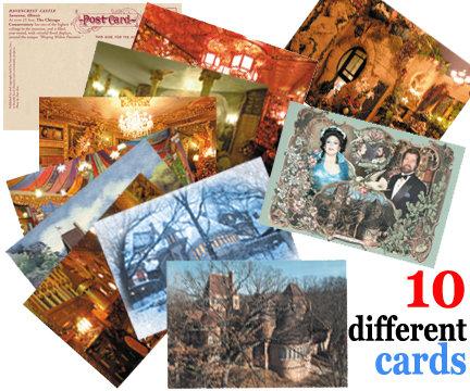 Havencrest Castle Postcard Collection